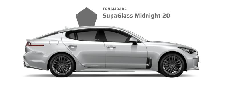 SupaGlass Midnight 20