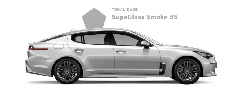 SupaGlass Smoke